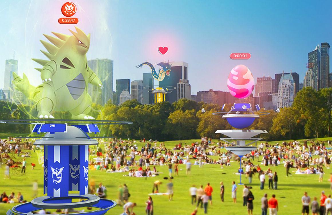 In deze steden vind je nu Pokémon die normaal niet in Europa zitten