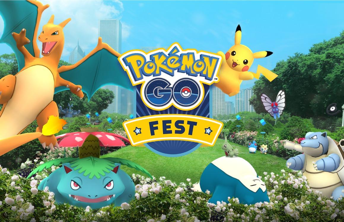 Pokémon GO bestaat 1 jaar, en zo wordt dat gevierd