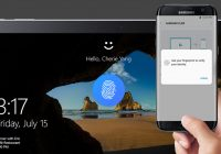Tip: Gebruik je Samsung-smartphone om je Windows-pc te ontgrendelen