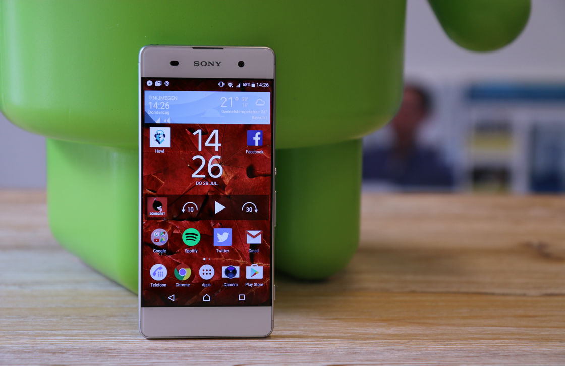 Android 7.0 Nougat rolt uit naar Xperia XA (Ultra)