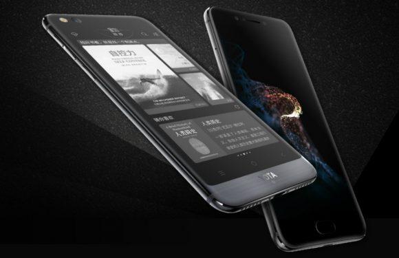 YotaPhone 3 aangekondigd met touchscreen én e-ink-scherm