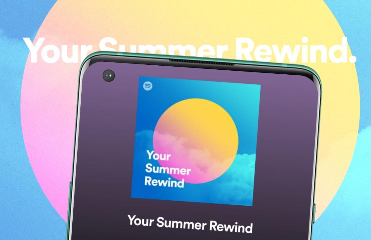 Haal zomerse herinneringen op met de Spotify Summer Rewind-playlist