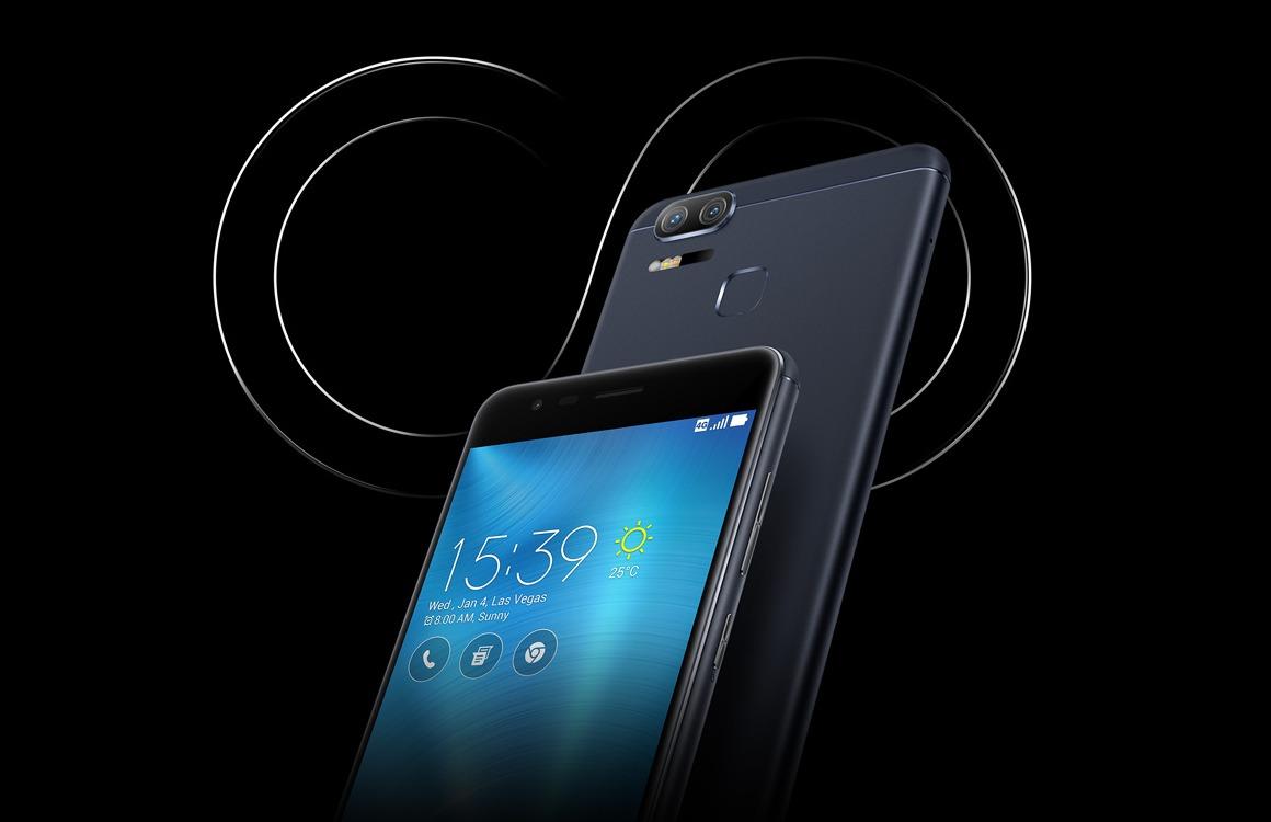 Asus Zenfone Zoom S officieel: dubbele camera, optische zoom