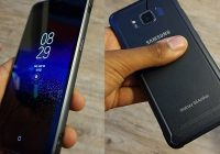 'Samsung geeft Galaxy S8 Active grote accu en schokbestendig design'