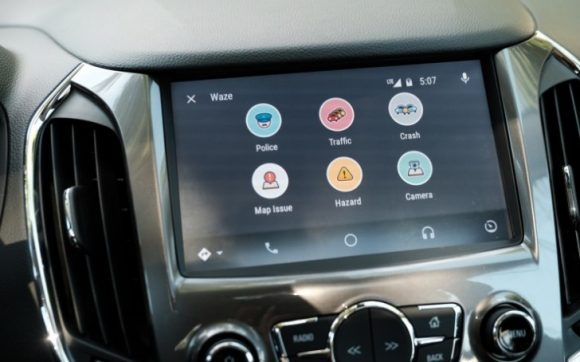 waze android auto beschikbaar de alternatieve navigatie app voor onderweg. Black Bedroom Furniture Sets. Home Design Ideas