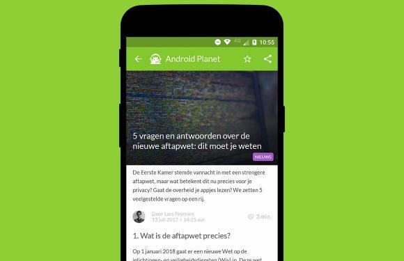Android nieuws #28: Google Pixel 2 en de nieuwe aftapwet
