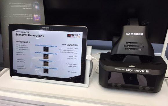 Zelfstandige Samsung vr-bril