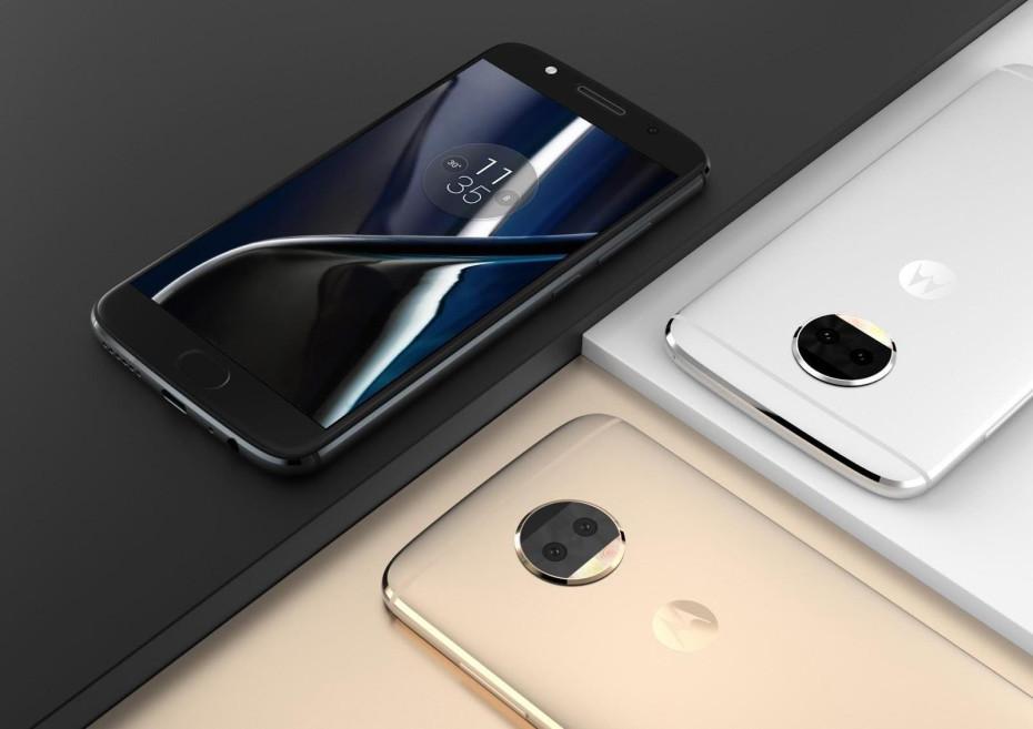 Motorola Moto G5S en Moto G5S Plus nu in Nederland te koop