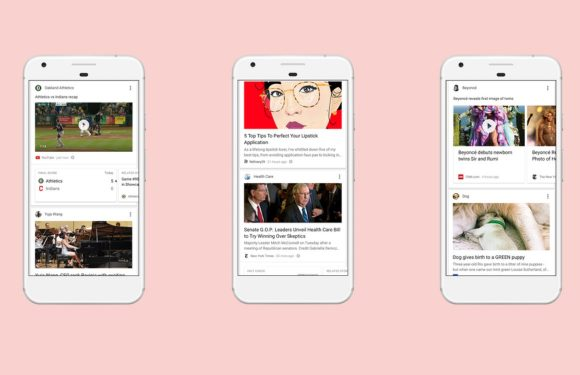 Google Feed rolt uit in Nederland: zo werkt de nieuwe Google-app