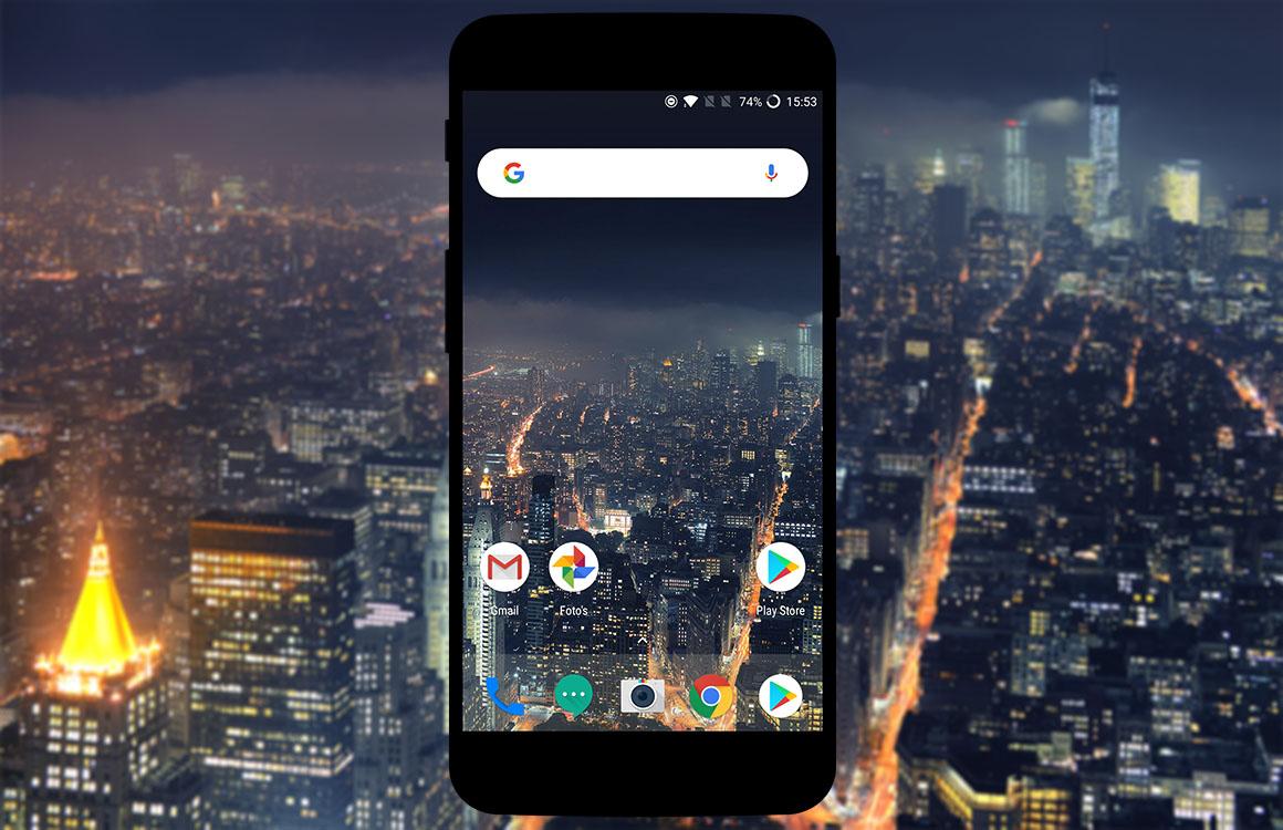 Lawnchair brengt Pixel-uiterlijk naar iedere Android-smartphone