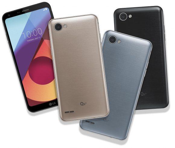 LG Q6 officieel