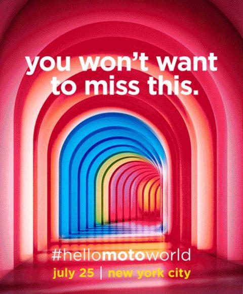 Nieuwe Motorola-smartphones