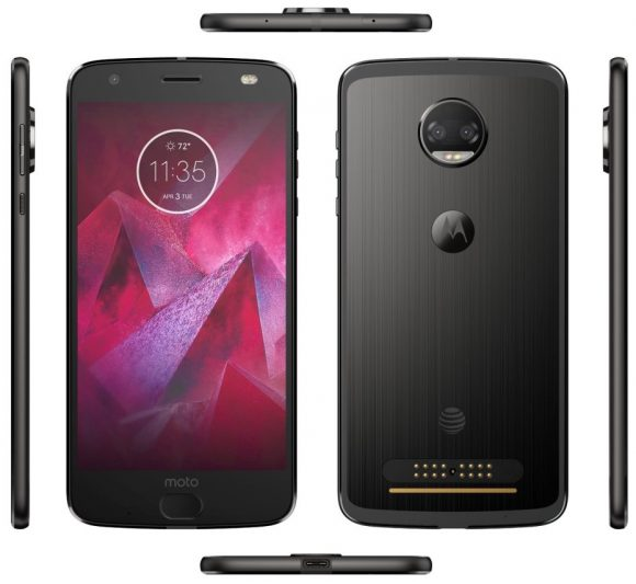 Moto Z2 Force specificaties