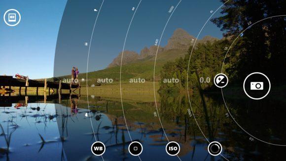 Nokia camera-app