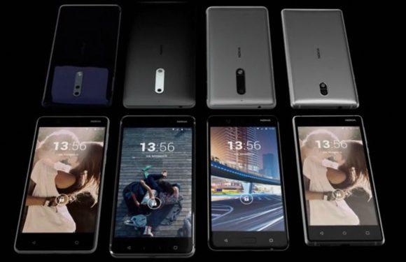 'Onthulling Nokia 8 met dubbele camera eind deze maand'