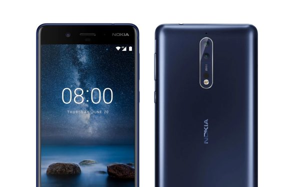 'High-end Nokia 8 gaat 520 euro kosten'