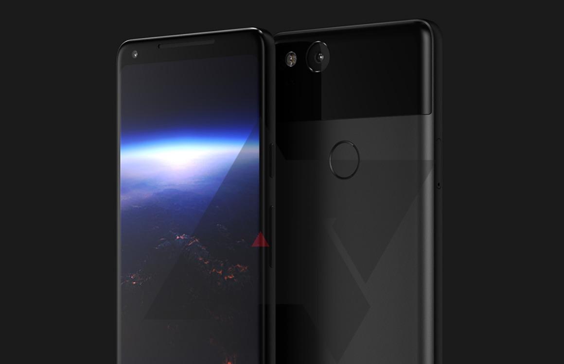'Google Pixel 2 krijgt voorkantvullend scherm en knijpbare zijkant'