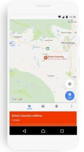Google SOS Alert