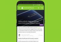 Android nieuws #33: Nokia 8 officieel en LG V30