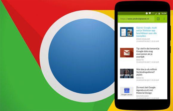 Zo wordt de Google Chrome-incognitomodus een stukje anoniemer