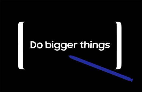 Galaxy Note 8 livestream: volg hier de onthulling