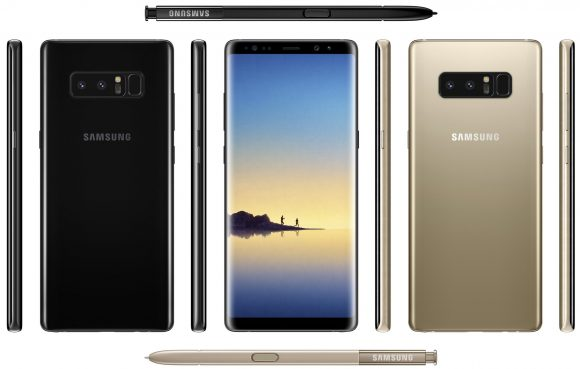 note 8 release