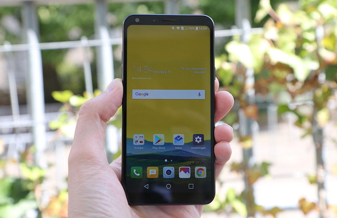 LG Q6 met randloos scherm verschijnt in Nederland voor 349 euro