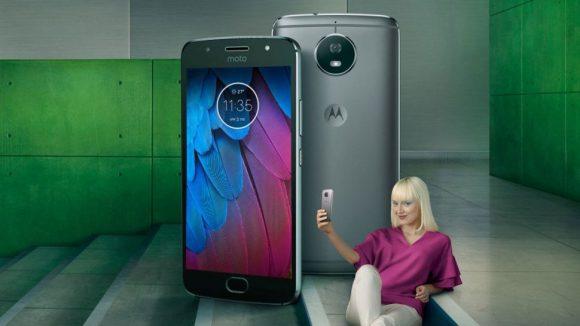 Motorola Moto G5S officieel