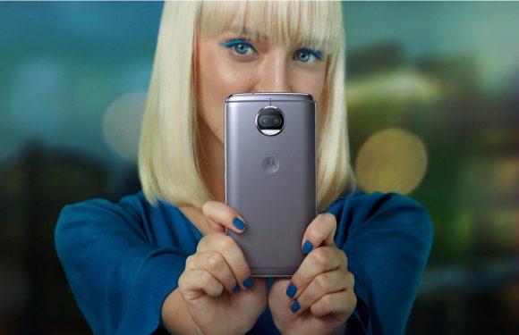 Motorola Moto G5S Plus officieel