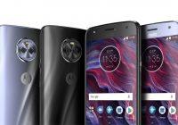 Motorola introduceert nieuwe smartphones: Moto X4 en Moto Z2 Force