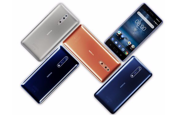Nokia 3 Android 8.0-update