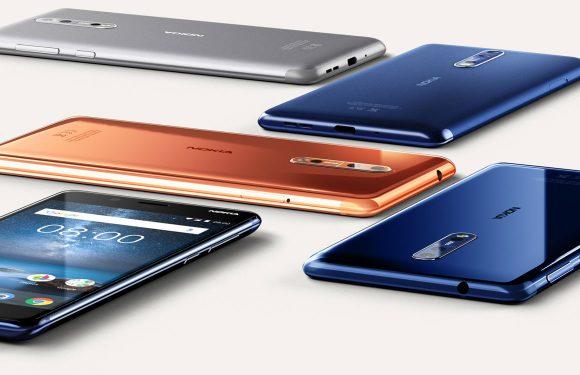 Nokia 8 nu te koop in Nederland: dit zijn de beste aanbiedingen