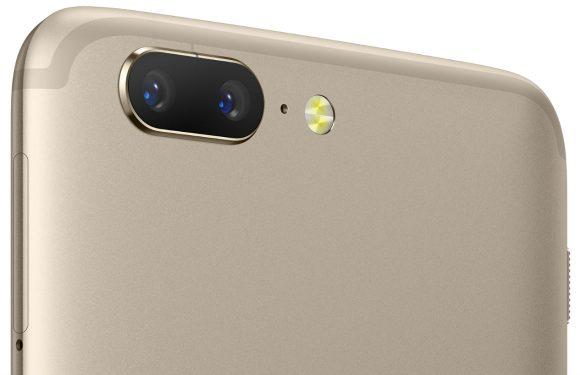 OnePlus 5 nu ook tijdelijk in het goud verkrijgbaar
