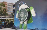 Video: zo werd het bewegende Android Oreo-standbeeld gebouwd