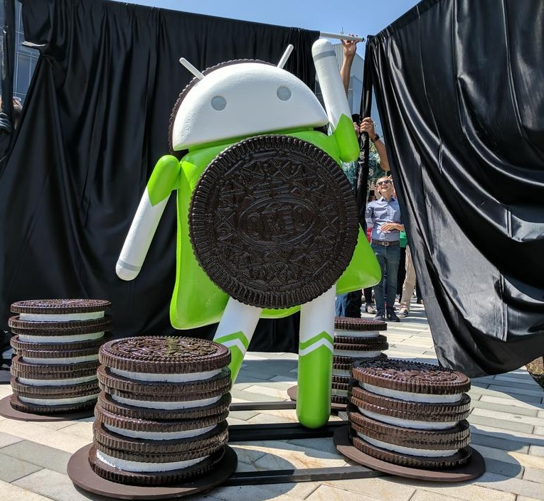 android pie-beeld