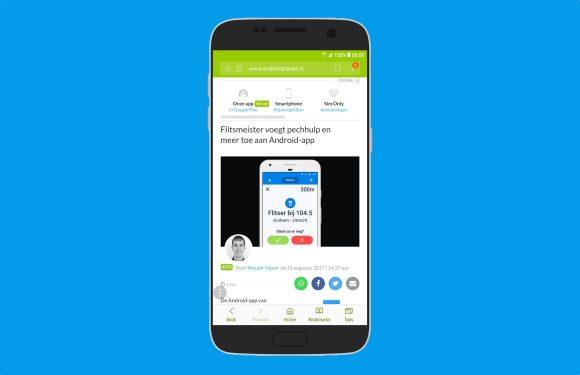 Samsung geeft eigen browser vrij voor alle Androids