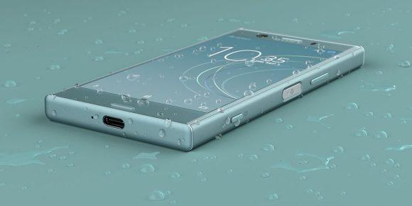 Sony Xperia XZ1 officieel