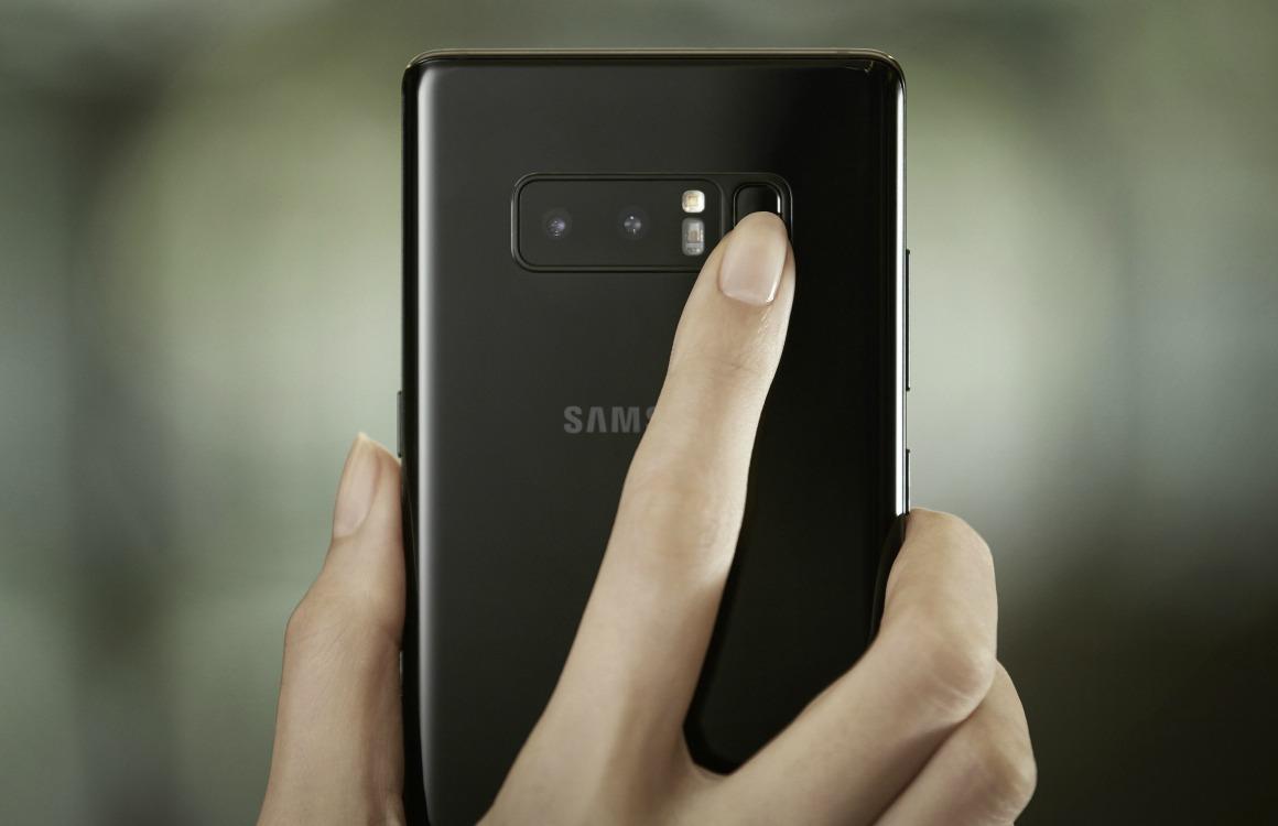 'Samsung Galaxy Note 9 heeft tóch vingerafdrukscanner in het scherm'