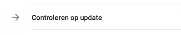 updateknop