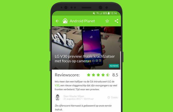 Android nieuws week #35: het beste van IFA 2017