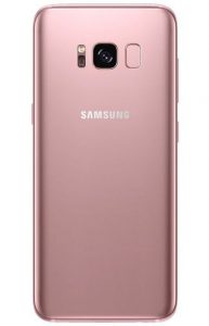 Roze Samsung Galaxy S8