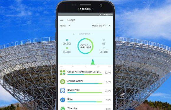 Met GlassWire hou je je datagebruik nauwlettend in de gaten