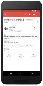 Automatische Gmail-links