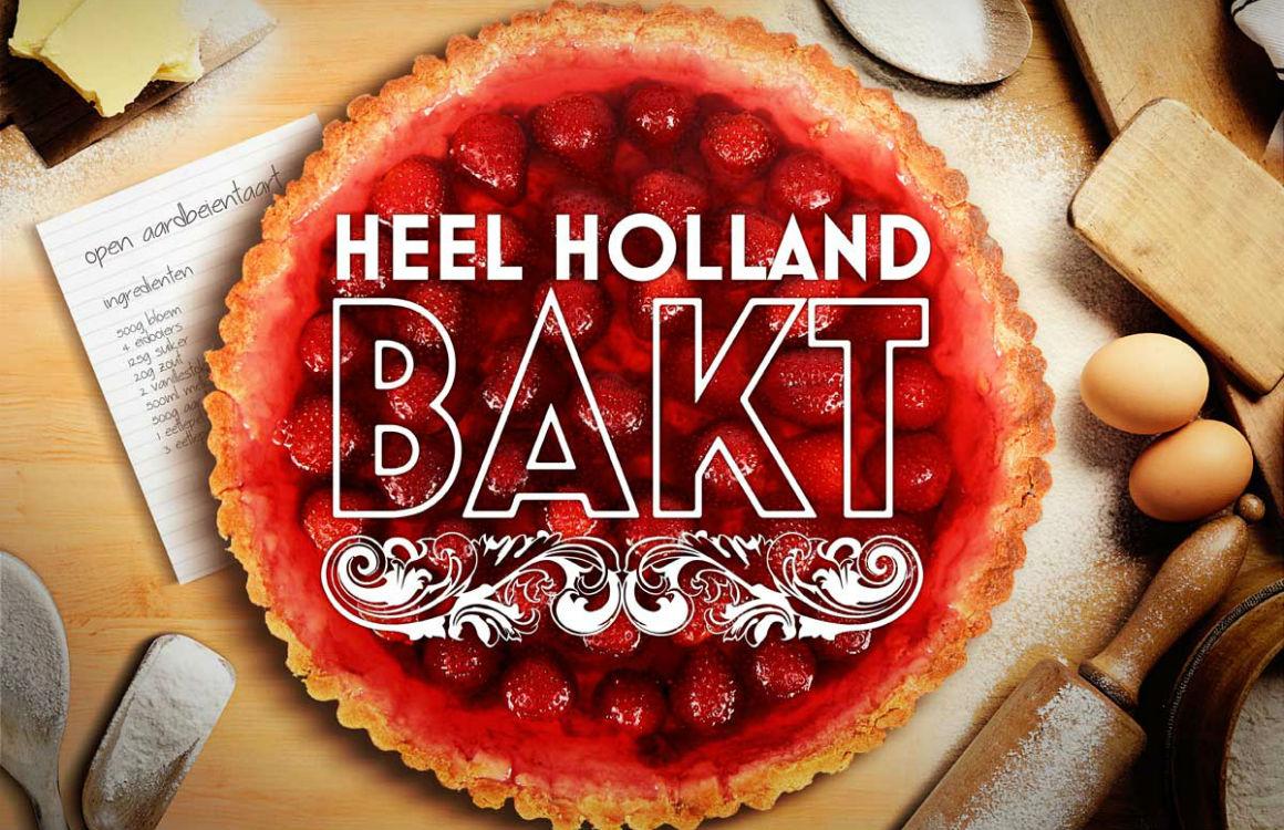 Heel Holland Bakt 2019/2020: met deze apps bak je mee