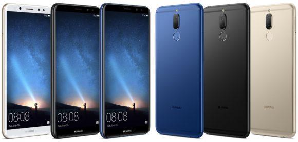 Huawei Mate 10 Lite officieel