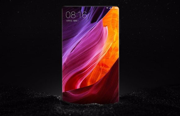 Xiaomi's randloze Mi Mix 2 is nu ook in Nederland verkrijgbaar