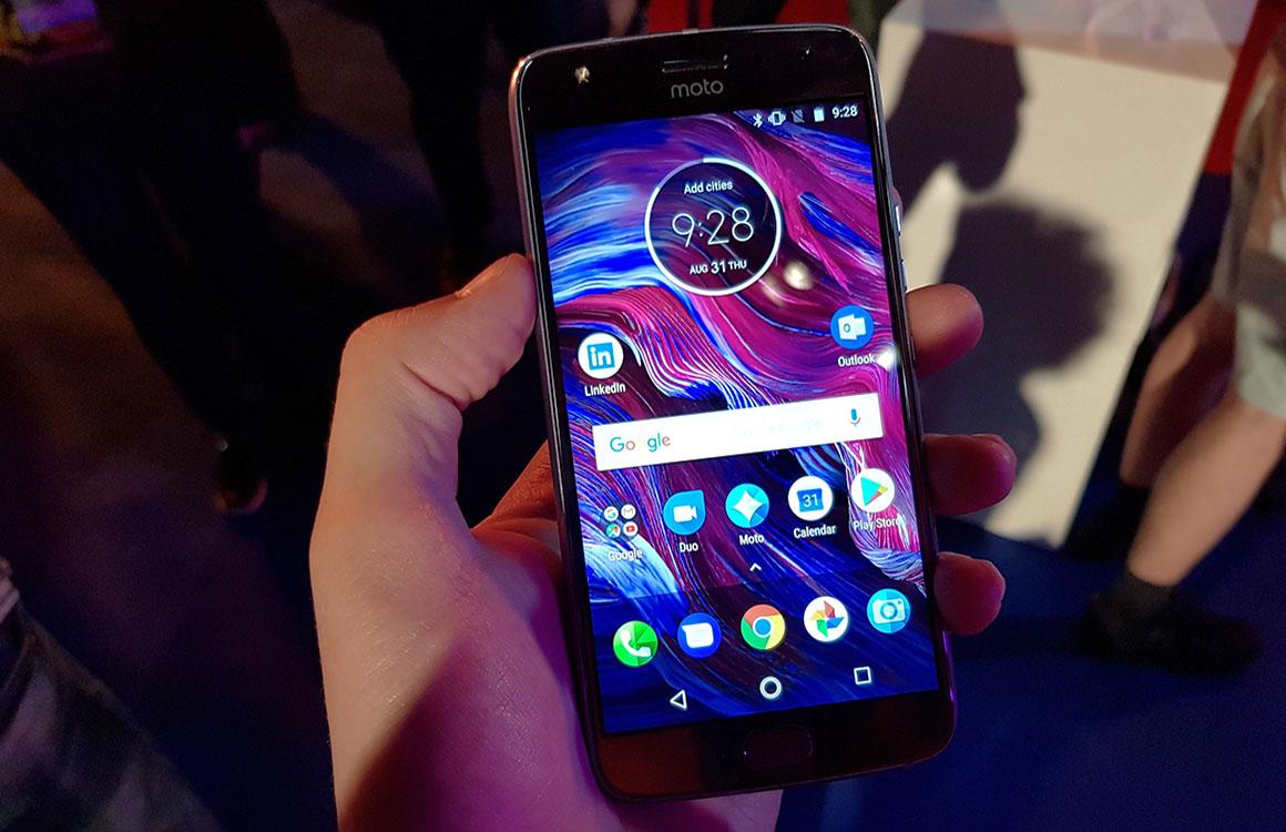 'Motorola annuleert Moto X5 en maakt minder Moto Mods'