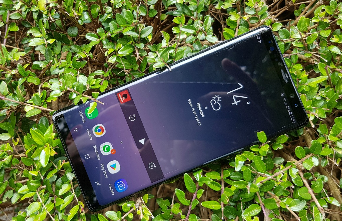 galaxy note 8 android 8.0
