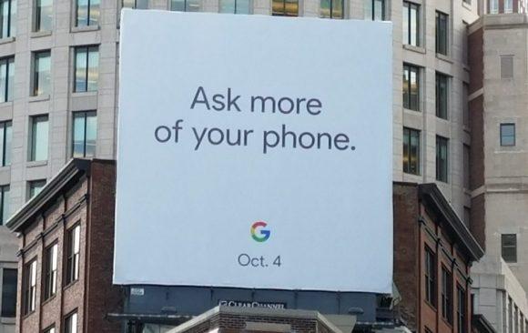 Google Pixel 2-aankondiging