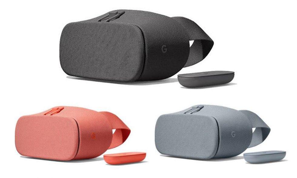 Google Daydream View-headset